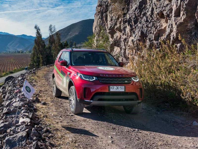 Land Rover Discovery y su vuelta al mundo