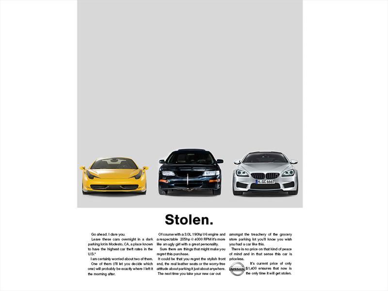 Anuncios de Nissan Maxima GLE 1996