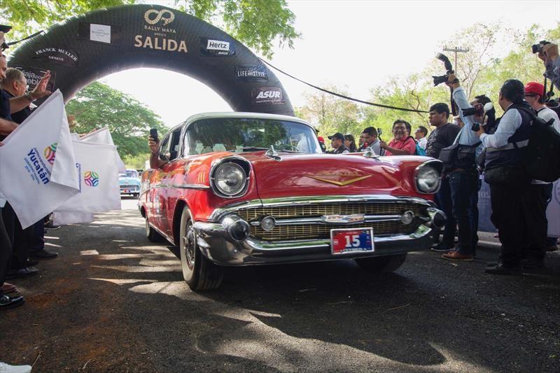 Rally Maya: Etapa 1