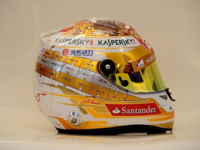 Gran Premio de Mónaco: Fernando Alonso