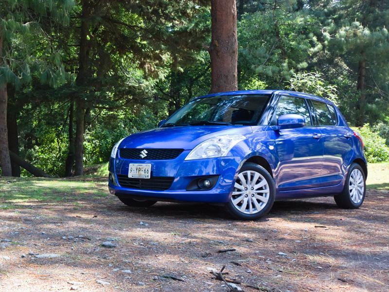 Suzuki Swift GLS Automático 2012