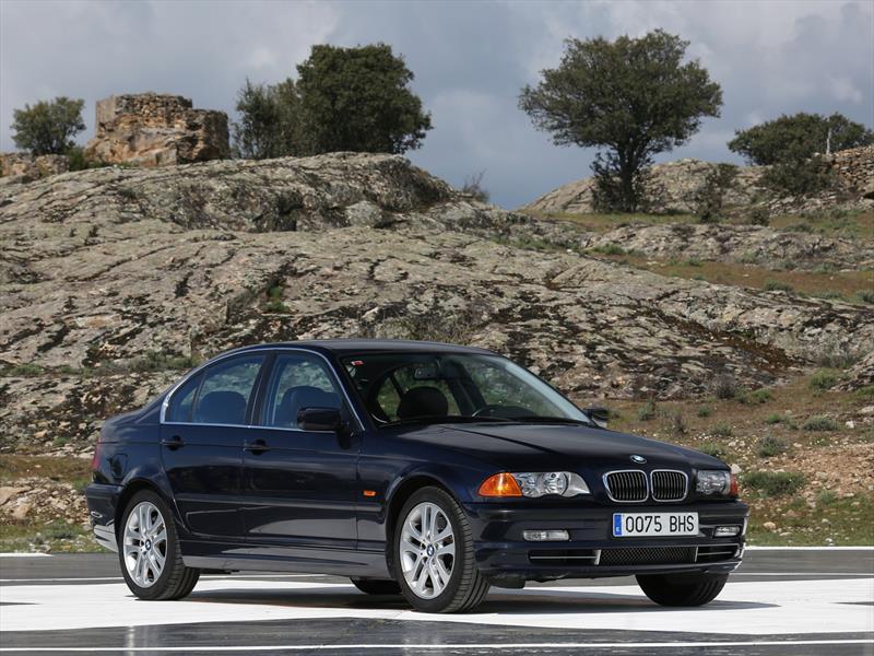 BMW Serie 3 E46 (1998-2005): Cuarta generación