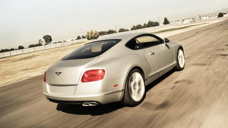 Super Prueba Bentley Continental GT V8 2013