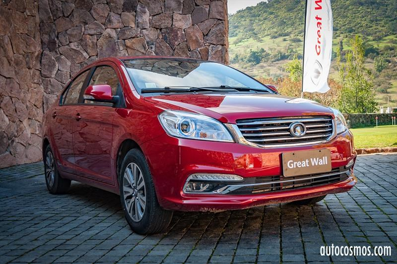 Great Wall C30 Plus - Lanzamiento