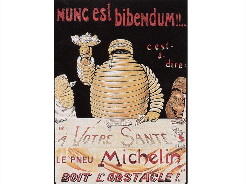 Michelin: Bibendum