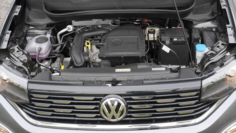 Prueba de manejo VW T-Cross 200 TSi