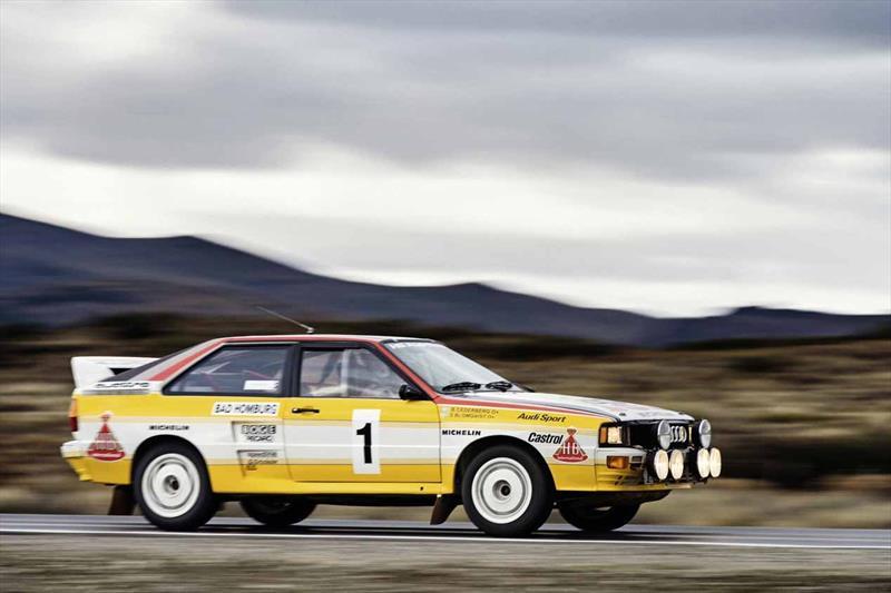 Audi quattro A2 (Grupo B)