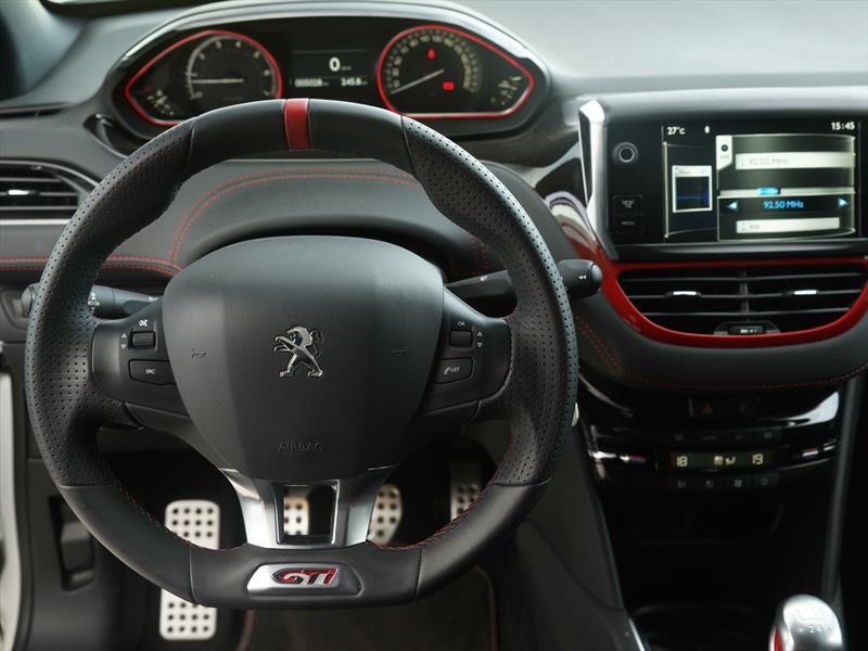Peugeot 208 Gt 2014