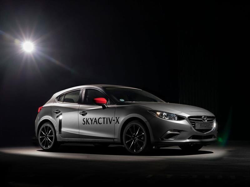 Mazda Skyativ- X primer contacto