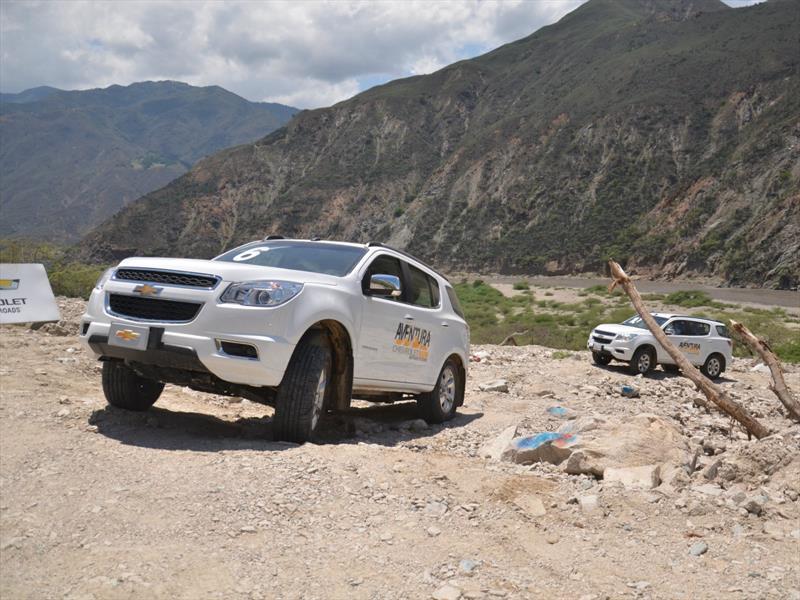 Aventura Chevrolet Trailblazer Santander Extremo