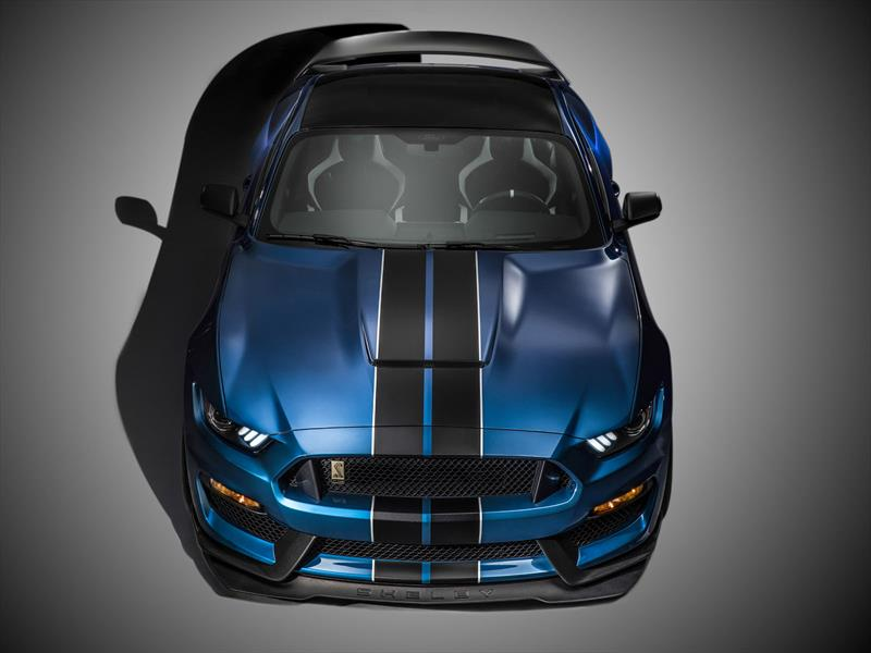 Ford Shelby GT350R Mustang