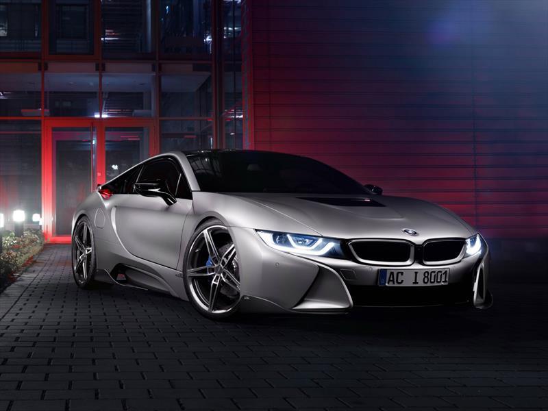 BMW i8 por AC Schnitzer