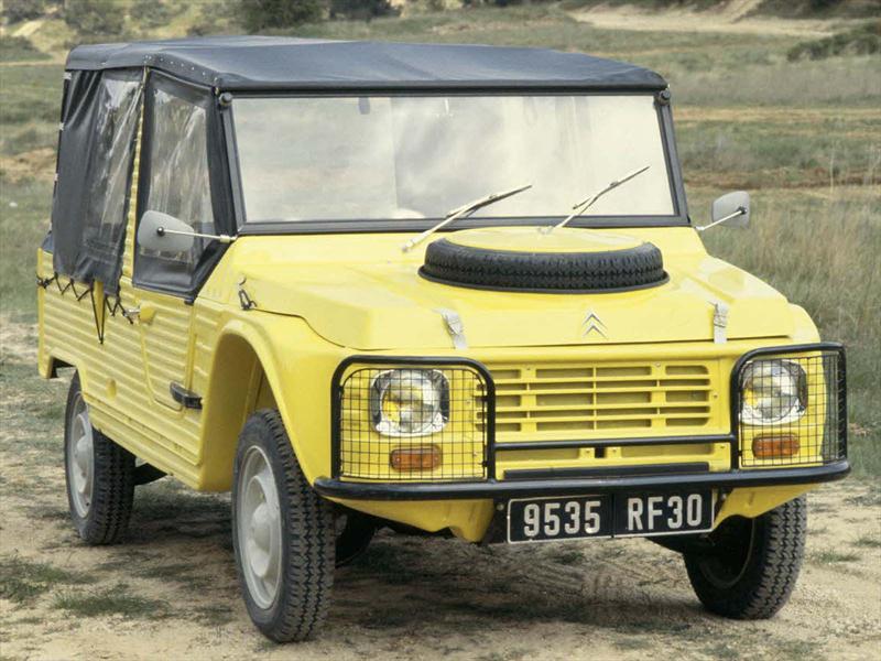 El Citroën Mehari cumple 45 años