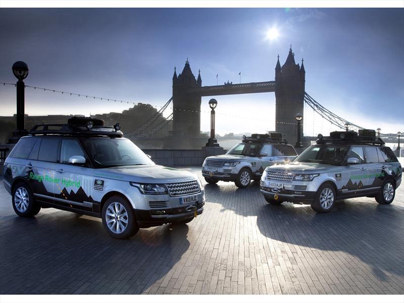 Range Rover y Range Rover Sport Diesel Hybrid