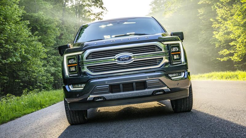 Ford F-150 2021 | Ford Lobo 2021