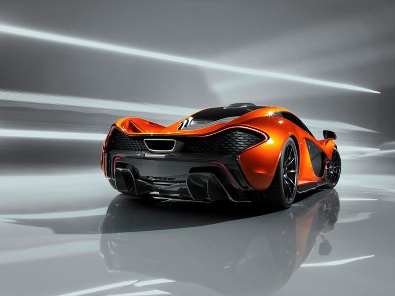 Mc Laren F1 Concept  se presenta