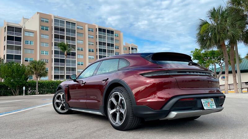 Porsche Taycan Cross Turismo 2022 primer contacto