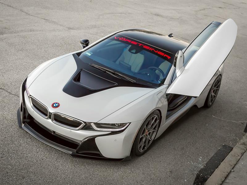BMW i8 by Vorsteiner