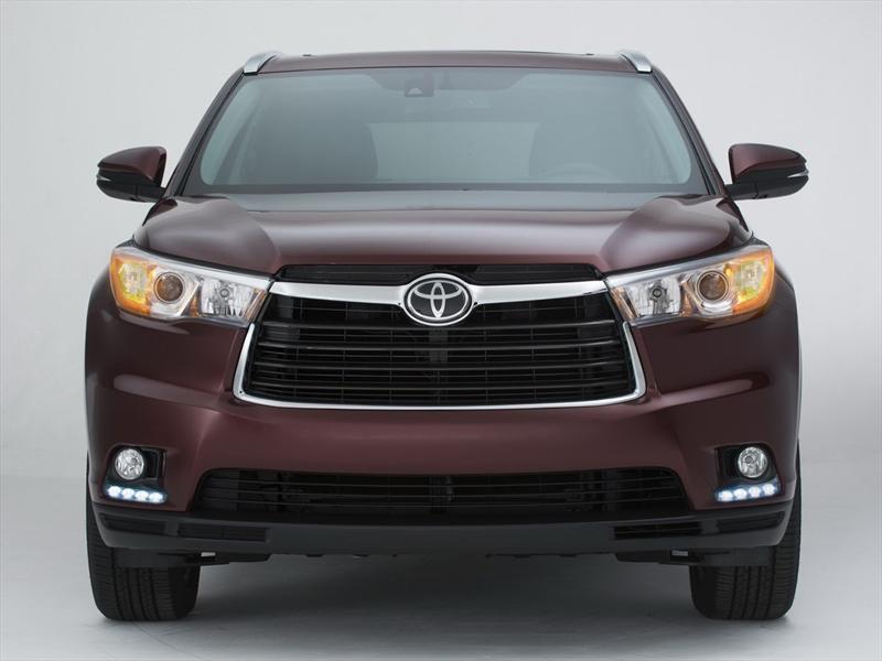 Toyota Highlander 2014 debuta