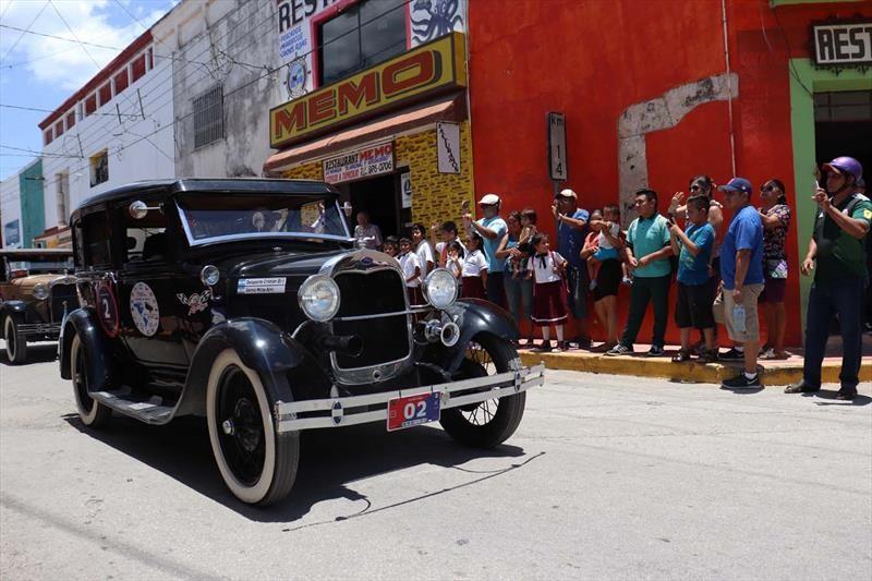 Rally Maya, etapa 3