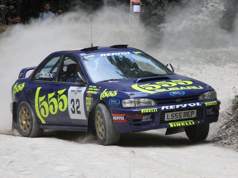 Top 10: Subaru 555