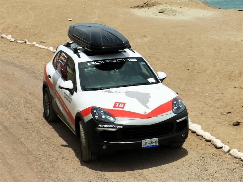 Expedición Porsche Cayenne: Perú