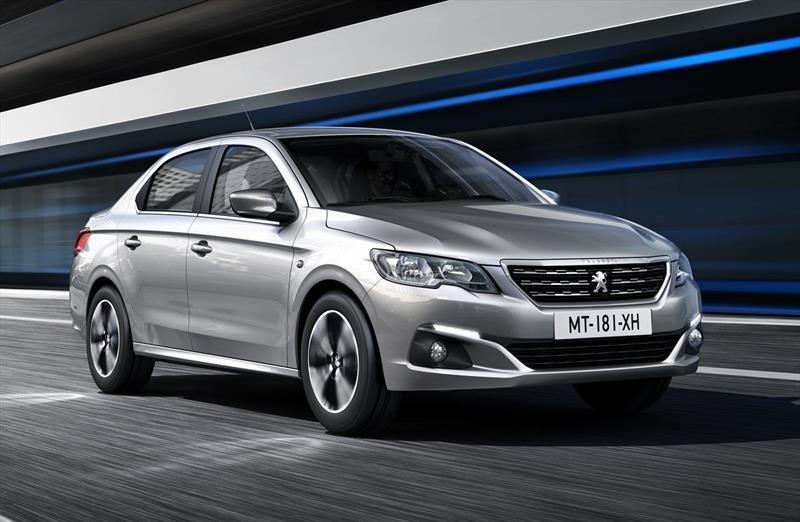 Peugeot 301 2018