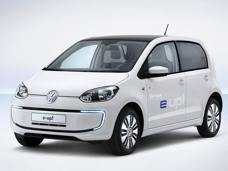 Volkswagen E-Up! se presenta