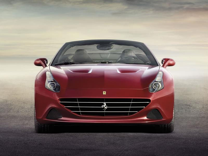 Nueva Ferrari California T