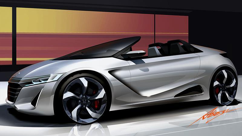 Honda S660 Concept, primeras imágenes