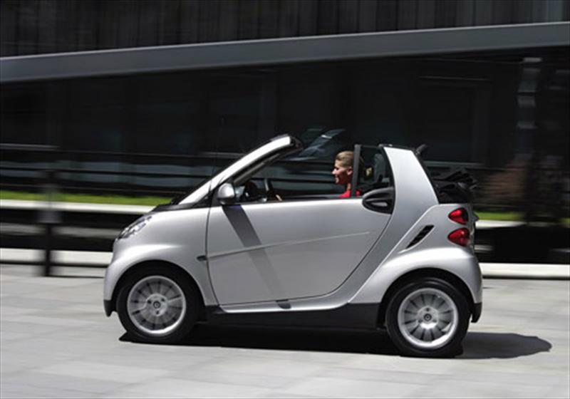 Tipo 10: smart Cabrio