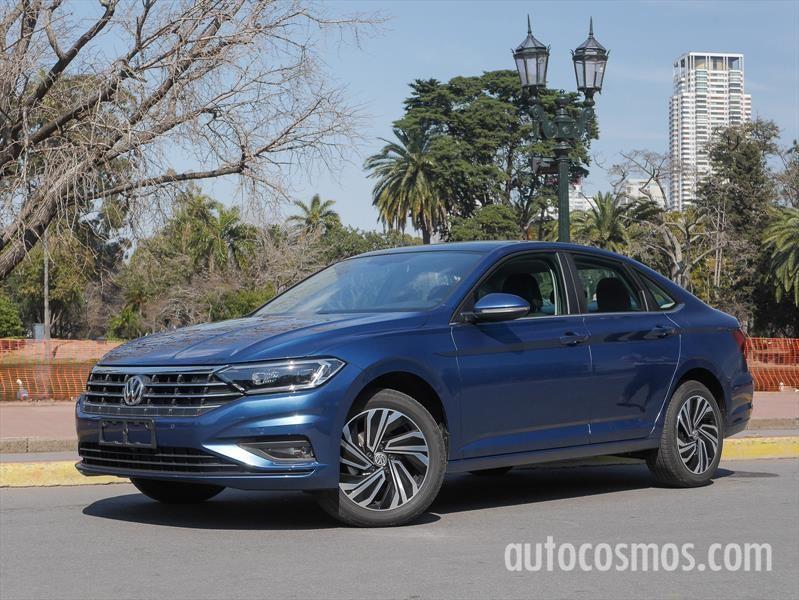 Volkswagen Vento a prueba