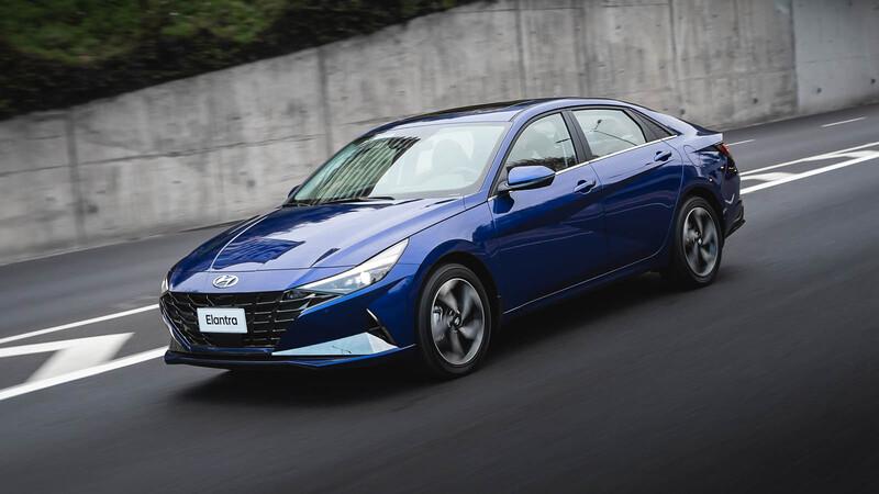 Hyundai Elantra 2021 - Lanzamiento en Chile