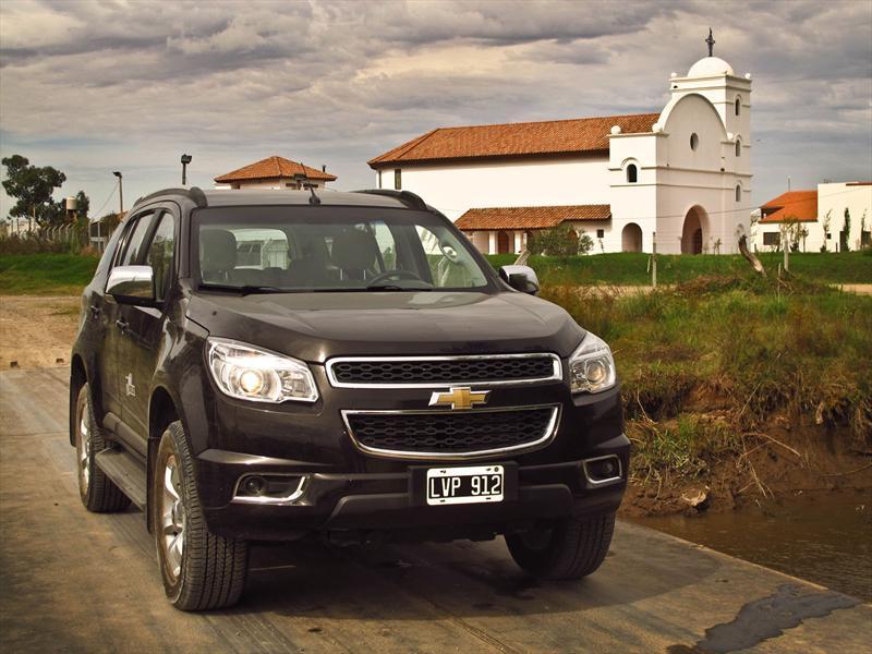 Chevrolet Trailblazer a prueba
