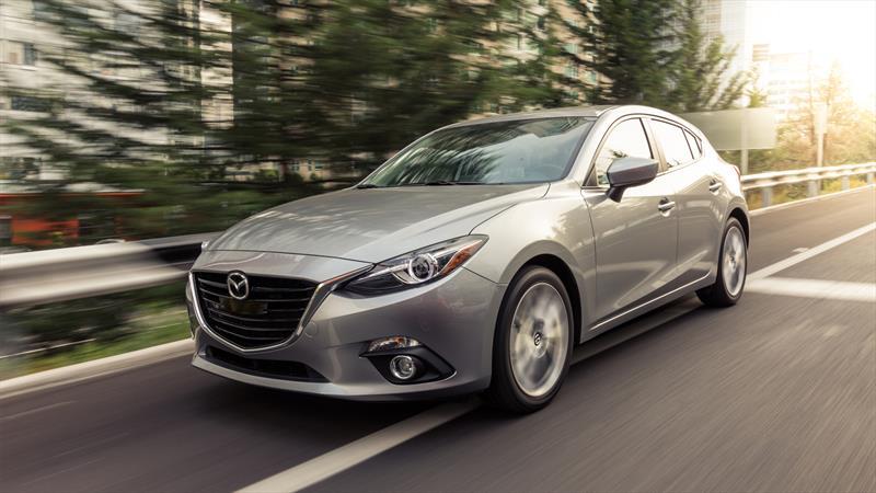 Mazda3 2014 a prueba