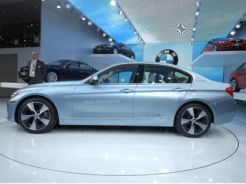 BMW Serie 3 ActiveHybrid