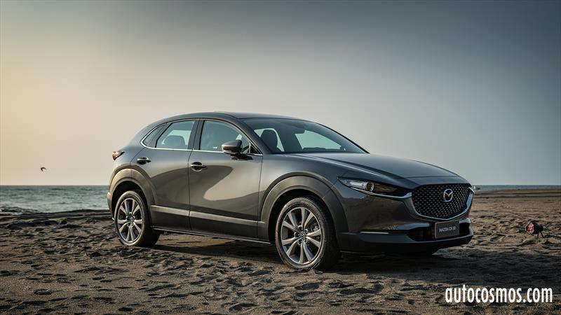 Lanzamiento en Chile - Mazda CX-30 2020