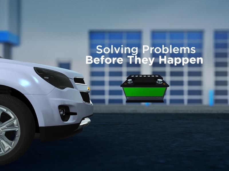 Chevrolet crea tecnología que predice fallas