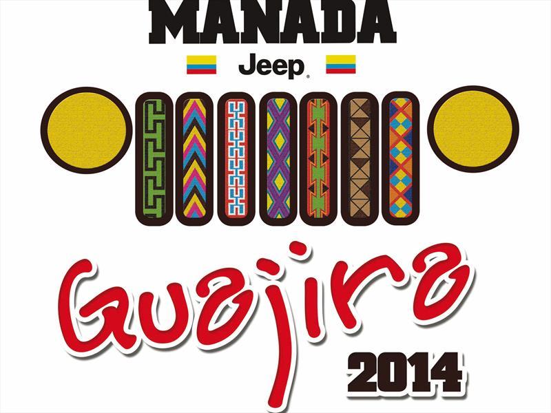 Manada Jeep Guajira 2014