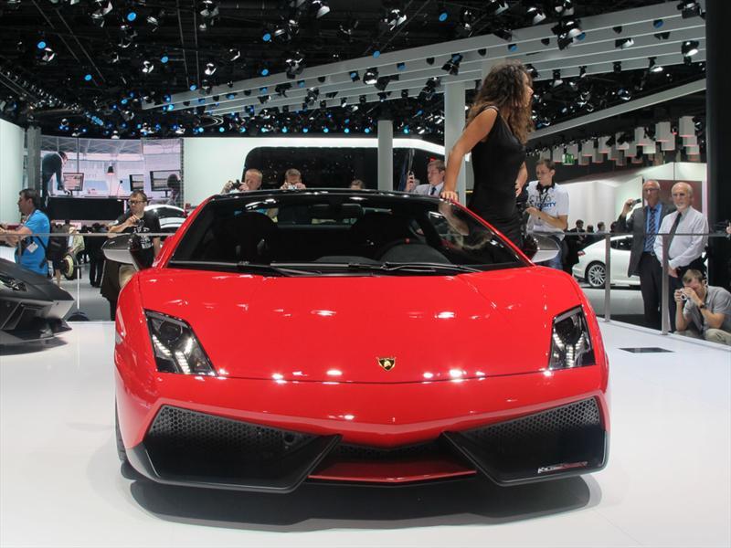 Lamborghini Gallardo Super Trofeo Stradale