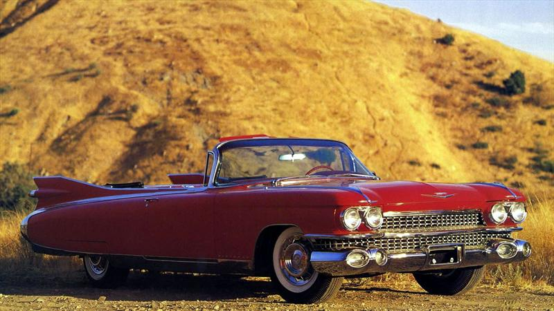 Top 10: Cadillac Eldorado Convertible