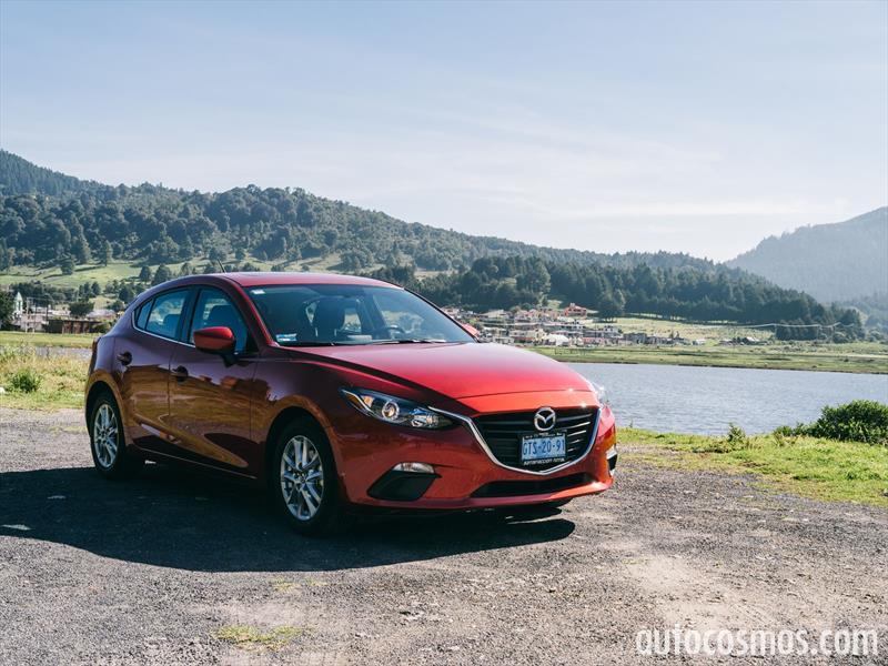 Mazda3 2.0L 2015 a prueba