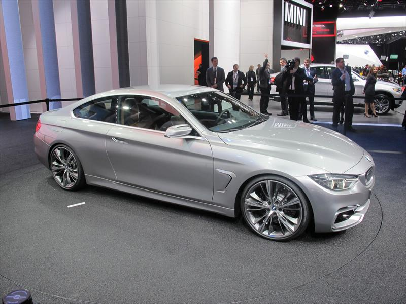 Top 10: BMW Serie 4 Concept