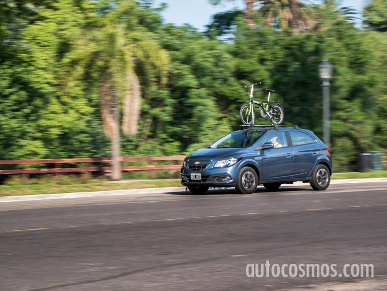 Chevrolet Onix AT + Bicicleta plegable