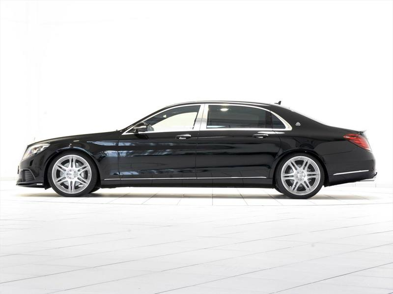 Mercedes-Maybach S600 Brabus