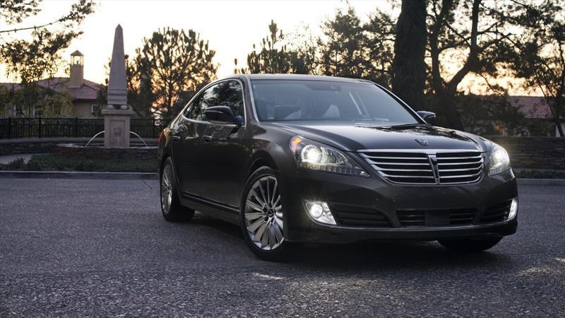 Hyundai Equus 2014 se presenta
