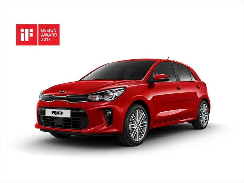 Kia Rio 2017 - iF Design Awards