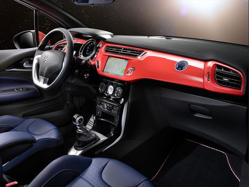 Citroën DS3 con un toque de alta costura en París