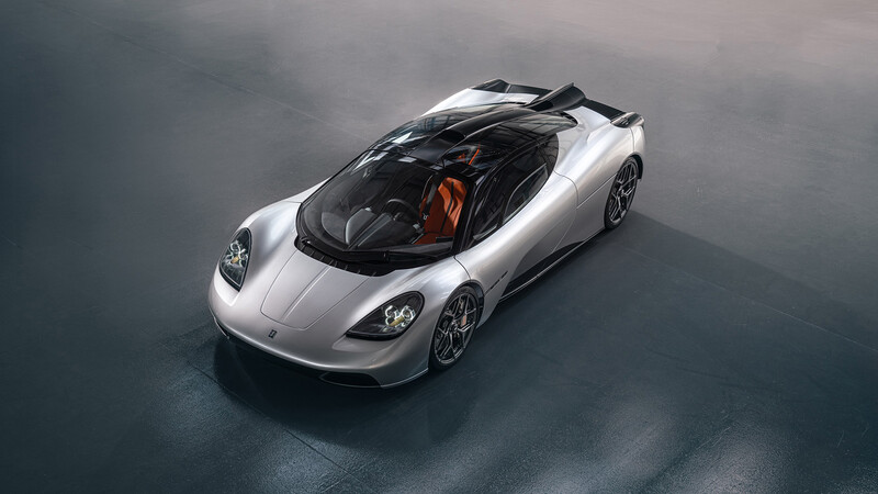 Gordon Murray Automotive T.50 2021