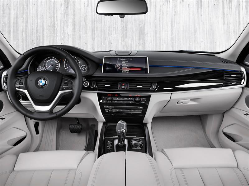 BMW xDrive40e 2016